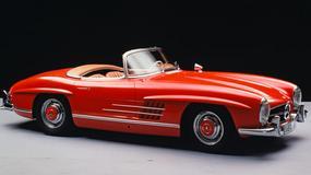 Najpiękniejszy roadster świata ma 60 lat