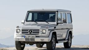 Nowy Mercedes Klasy G 2012: Forever young