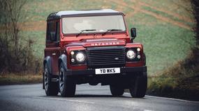 Land Rover Defender: edycja specjalna z silnikiem V8/405 KM