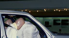 Poduszka powietrzna pasażera ma już 25 lat
