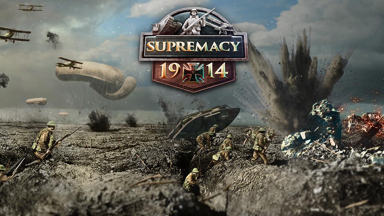 Darmowy bonus startowy w Supremacy 1914