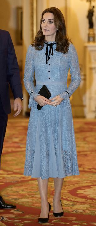 Kékben a hercegné. Fotó: Puzzlepix