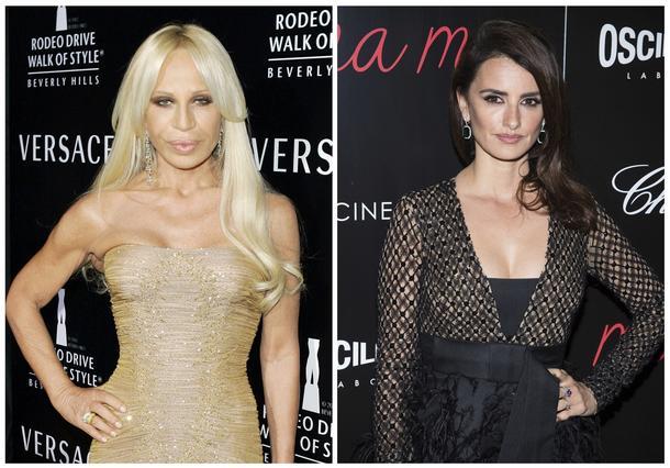 Penelope Cruz zagra Donatellę Versace