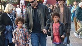 Heidi Klum z chłopakiem i dziećmi