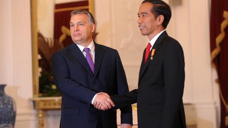 A kormányfő Indonéziába látogatott, nem számított ilyen jellegű fogadtatásra / Fotó: Northfoto