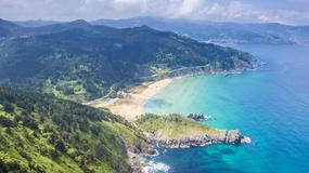 Magiczne hiszpańskie wybrzeże - Kraj Basków