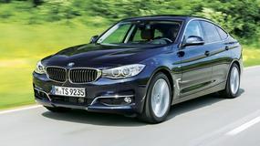 BMW 320d GT xDrive - Egzamin zdany warunkowo