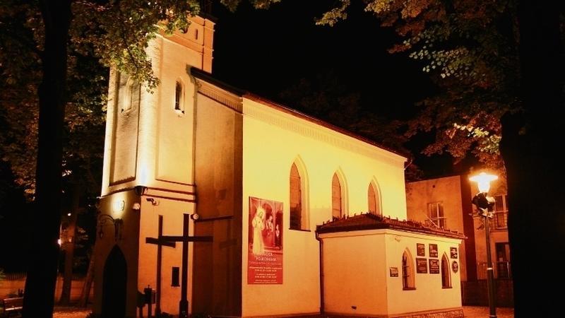 Kościół kolejowy w Sosnowcu