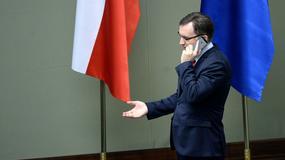 """""""Gruba kreska"""": arogancki list Ziobry tylko zaognił spór z KE"""