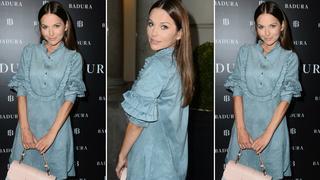 Best Look: Paulina Sykut Jeżyna w sukience Bizuu