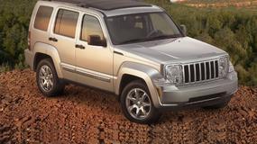 Jeep Cherokee - praktyczny i komfortowy