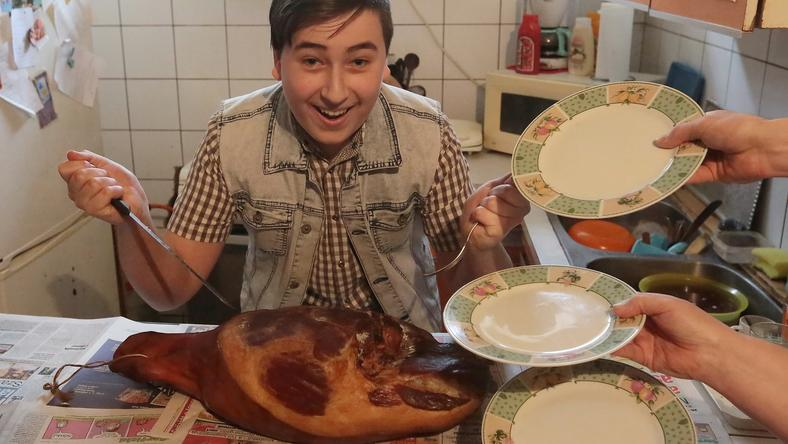 Zsolnai Ádám az egyik nyertes /Fotó: Gy. Balázs Béla