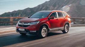 Honda CR-V - już wiemy jak jeździ najnowsza generacja