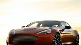 Aston Martin Rapide S: jeszcze mocniejszy