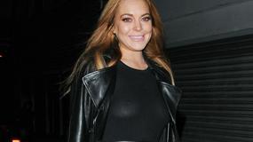 Lindsay Lohan zaliczyła wpadkę