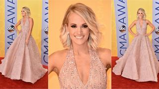 Best Look: Carrie Underwood w sukni  Michaela Cinco