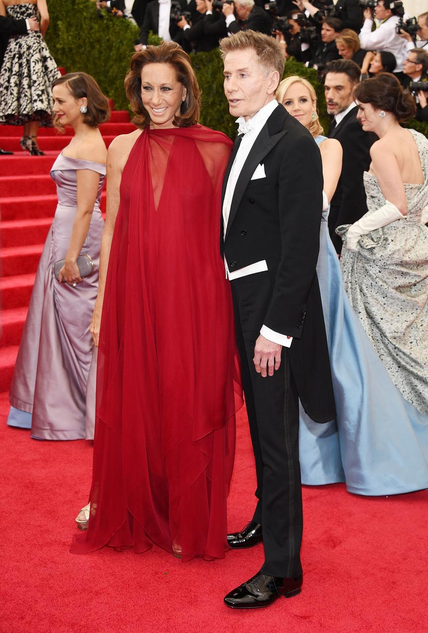 Calvin Klein i Donna Karan