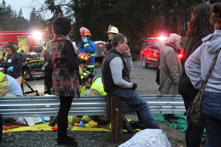 A nyilvánosságra hozott adatokból az derült ki, hogy a vonat az utolsó mért ponton, 400 méterrel a baleset előtt óránkénti 130 kilométeres sebességgel haladt /Fotó: MTI