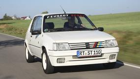 Peugeot 205 Rallye 1.9 - rajdówka wagi lekkiej
