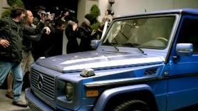 Mercedes: częsty bohater teledysków zagranicznych i polskich gwiazd