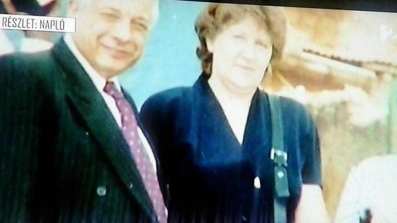 Szilvásiné Juhász Zsuzsanna férjével nyolc évig élt Ruandában/Fotó: TV2