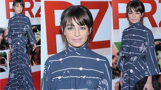 Best Look: Agnieszka Więdłocha w sukni Bizuu