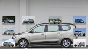 Minivan za rozsądne pieniądze - nowa Dacia Lodgy czy używka za około 50 tys. zł?