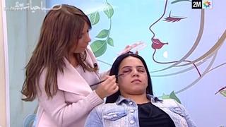 Wstrząsający tutorial makijażowy: jak zatuszować siniaki po pobiciu