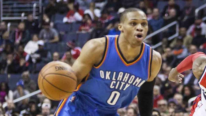 Westbrook idén a kilencedik tripla-dupláját érte el /Fotó: AFP