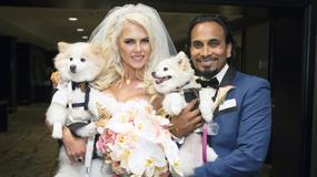 """""""Żony Hollywood"""": bajkowy ślub Iwony i Reggiego. Co za suknie!"""