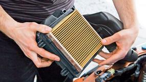Jak wymienić filtr powietrza?