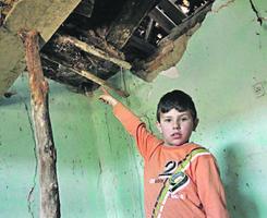 SRCE ZA DECU Nemanja: Naša kuća samo što se ne sruši