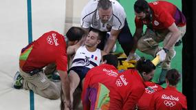 Rio 2016:  kontuzje na IO