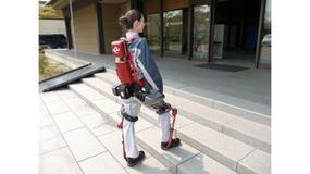 PowerLoader Light Ninja - lekki egzoszkielet wspomaga chodzenie