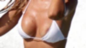 Kiedy bikini jest zbyt luźne...