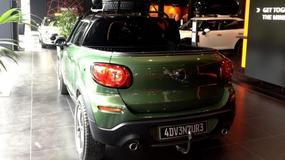 Mini Paceman w wersji pick-up
