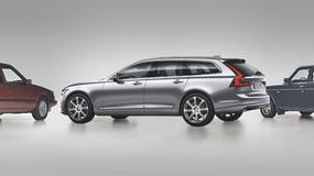 Kombi Volvo: generacja 2.0