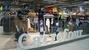 Pierwszy taki hipermarket Carrefour w Polsce