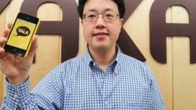 Koreański Kakao Talk równie popularny jak Twitter