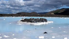 Islandia - Błękitna Laguna (Blue Lagoon)