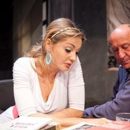 Małgorzata Socha i Piotr Fronczewski w Teatrze 6. piętro!