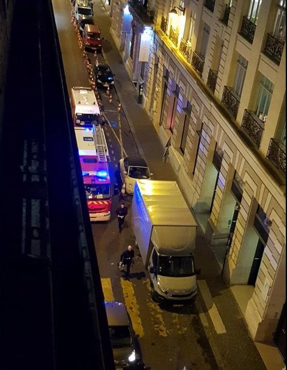 A hotelben található, Hemingway bárjában iszogató vendégek az RTL-nek azt mondták, lövéseket is hallottak /Fotó: Facebook