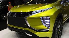 Premiery Mitsubishi na targach Motor Show 2016