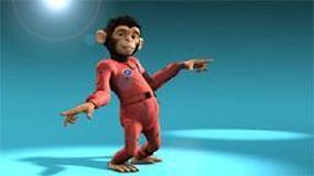"""Małpa z kosmosu na okładce słynnego magazynu """"LIFE"""""""