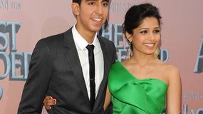 Freida Pinto i Dev Patel na premierze!