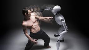 Roboty też grają w piłkę!