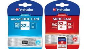 32 GB w karcie mikro SDHC