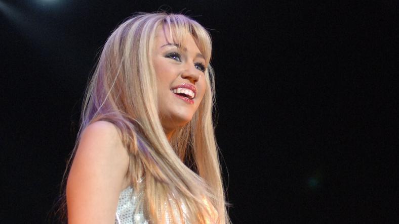 Pontosan 10 évvel ezelőtt készült ez a kép - Miley Cyrus 13 évesen vált világhírűvé / Fotó: Northfoto