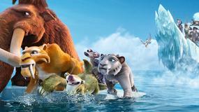 """""""Epoka lodowcowa 4: Wędrówka kontynentów 3D"""": zwierzaki stawiają czoła nowym wyzwaniom"""