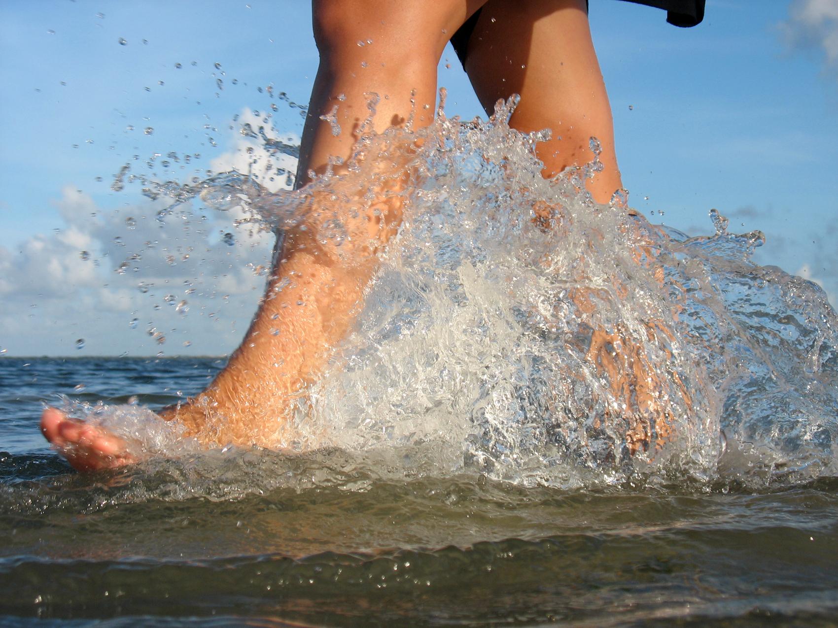 A lábszárfekély begyógyul (3.) Visszér mit kell tennie a tengeren